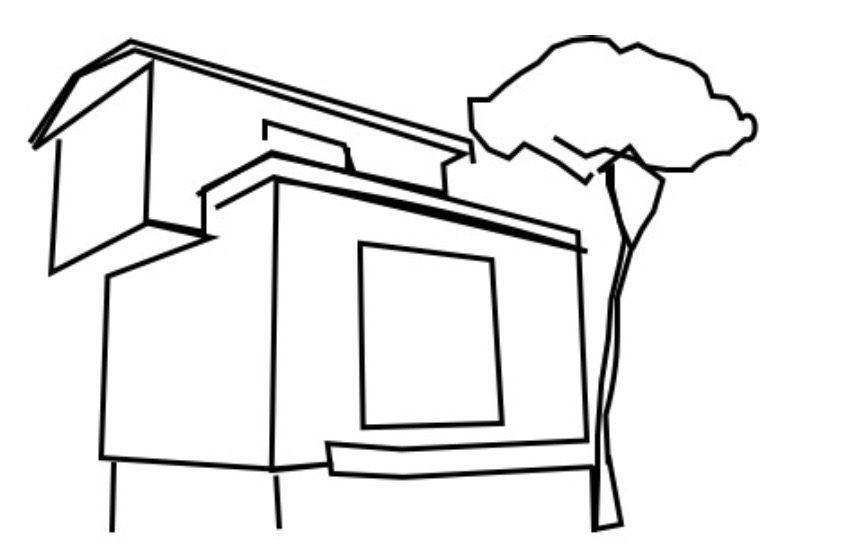 THE TINY HOUSE Lacanau