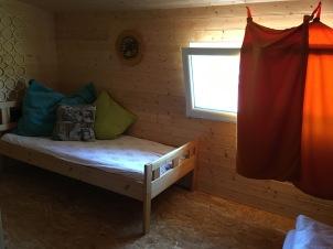 the kid's bed on the 2nd floor / le lit enfant au 2ème étage